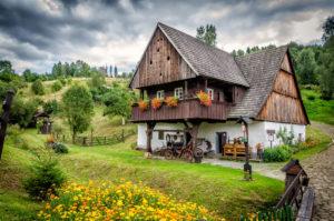 Muzeum Kultury Ludowej Pogórza Sudeckiego - zdjęcie wykonał Jan Wołoszczuk, ©Copyright