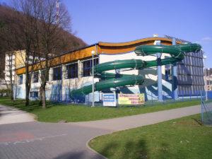 Aquapark w Kudowie-Zdroju