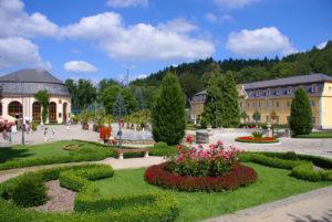 Park Zdrojowy - zdjęcie wykonał Jan Wołoszczuk, ©Copyright